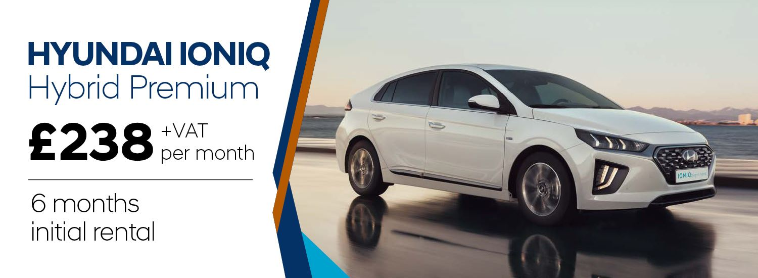 IONIQ electric offer